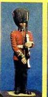 DG02 - Coldstream Guardsman Present Arms 1980 - SALE Normal price £18